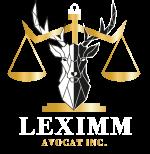 Logo Leximm Avocat inc